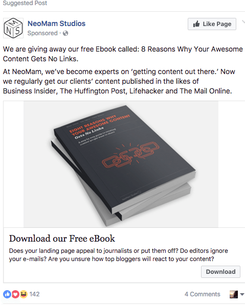 Free eBook Download - NeoMam Studios