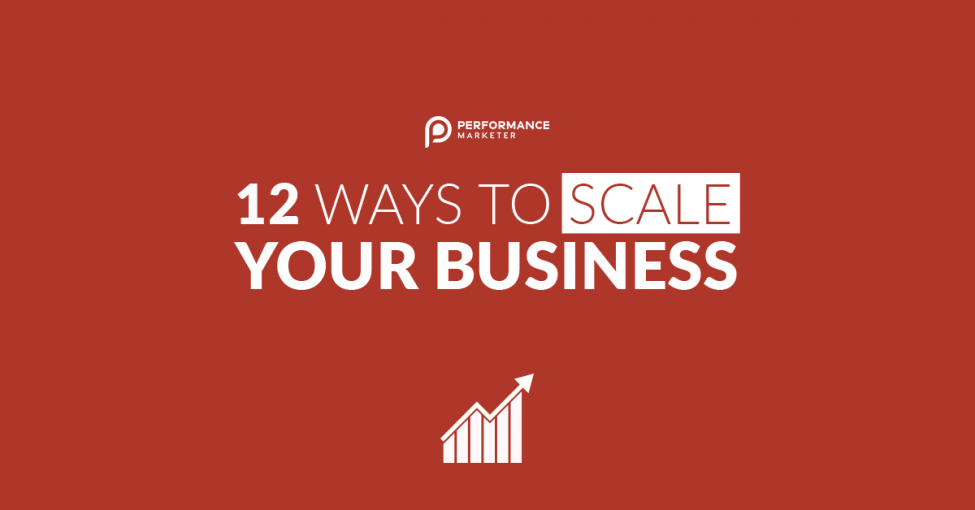 ways to scale your business
