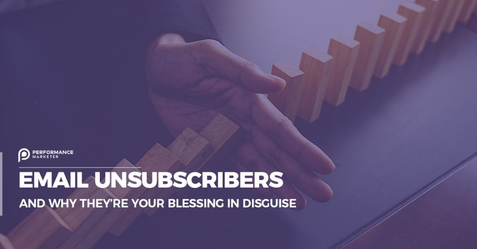 email unsubscribers
